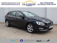 USED 2015 15 VOLVO V60 2.0 D4 BUSINESS EDITION 5d 178 BHP One Owner Volvo History SATNAV Buy Now, Pay Later Finance!