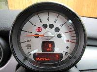 USED 2013 13 MINI HATCH FIRST 1.6 FIRST 3d 75 BHP FSH, AUX INPUT