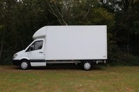 USED 2013 13 MERCEDES-BENZ SPRINTER 2.1 313 CDI LWB LUTON ONE OWNER One Owner From New Long Wheel Base Luton