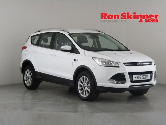 View our 2016 16 FORD KUGA 2.0 TITANIUM TDCI 5d AUTO 177 BHP