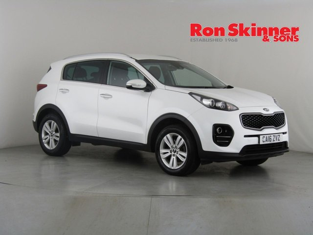View our 2016 16 KIA SPORTAGE 1.6 2 ISG 5d 130 BHP