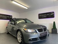 USED 2011 61 BMW 3 SERIES 3.0 330D M SPORT TOURING 5d AUTO 242 BHP