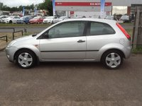 USED 2004 04 FORD FIESTA 1.4 FLAME 16V 3d 80 BHP * 51000 MILES, FULL HISTORY * ONLY 51000 MILES, FULL SERVICE HISTORY