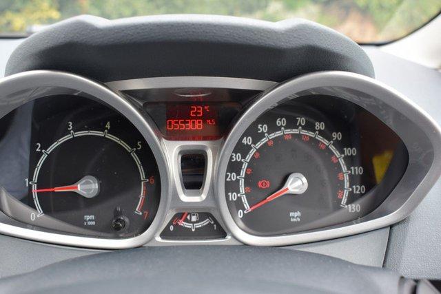 USED 2010 59 FORD FIESTA 1.6 TITANIUM 5d 118 BHP