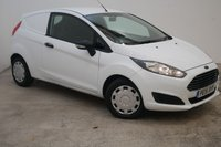 2015 FORD FIESTA 1.6 ECONETIC TDCI 95 BHP (ONE OWNER WITH AIR CON) £4990.00