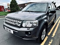 2011 LAND ROVER FREELANDER 2.2 SD4 GS 5d AUTO 190 BHP £9495.00
