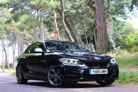 USED 2015 15 BMW M2 3.0 M235I 2d AUTO 326 BHP