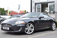 2011 JAGUAR XK 5.0 XK PORTFOLIO 2d AUTO 385 BHP £14995.00