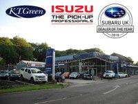USED 2018 18 ISUZU D-MAX ARCTIC TRUCKS AT35 AUTO NO VAT, ALUMINIUM MOUNTAIN TOP LID, DETACHABLE TOWBAR