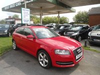 2011 AUDI A3 1.6 MPI TECHNIK 3d 101 BHP £SOLD