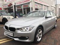 2013 BMW 3 SERIES 2.0 320d SE Touring xDrive (s/s) 5dr £11990.00