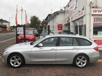 USED 2013 63 BMW 3 SERIES 2.0 320d SE Touring xDrive (s/s) 5dr 1 LADY OWNER+SAT NAV+BLUETOOTH