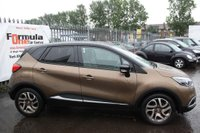 USED 2016 16 RENAULT CAPTUR 1.5 dCi ENERGY Iconic Nav (s/s) 5dr SAT NAV+BLUETOOTH+LEATHER