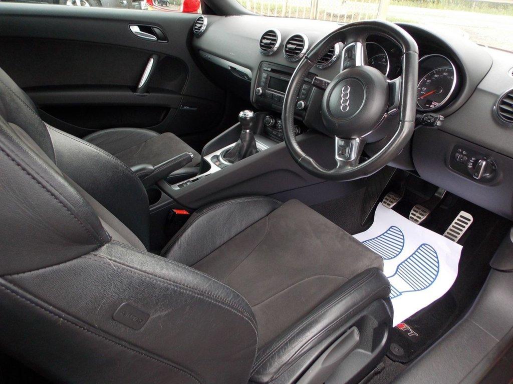 USED 2010 10 AUDI TT 2.0 TDI QUATTRO 2d 170 BHP ** BOSE PREMIUM AUDIO SYSTEM **