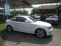 2012 BMW 1 SERIES 2.0 118D SPORT 2d 141 BHP £SOLD