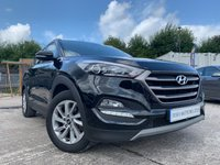 USED 2017 17 HYUNDAI TUCSON 2.0 CRDI SE NAV 5d AUTO 134 BHP 17ALLOYS+CLIMATE+PARKING+CLEANCAR+17ALLOYS+CLIMATE+PARKING+CLEANCAR+