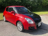 USED 2010 60 SUZUKI SWIFT 1.6L SPORT 3d 125 BHP