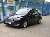 USED 2016 16 FORD FOCUS 1.5 ZETEC TDCI 5dr Voice control DAB Bluetooth Alloys Finance arranged Part exchange available Open 7 days