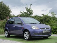 USED 2008 08 FORD FIESTA 1.4 STYLE TDCI 5d 68 BHP