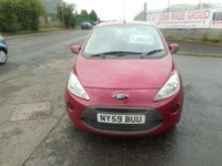 USED 2010 59 FORD KA 1.2 STYLE 3d 69 BHP LOW MILES CHEAP TAX AND INSURANCE