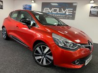 USED 2013 63 RENAULT CLIO 0.9 DYNAMIQUE S MEDIANAV ENERGY TCE S/S 5d 90 BHP GREAT SPEC, CLEAN EXAMPLE!!!