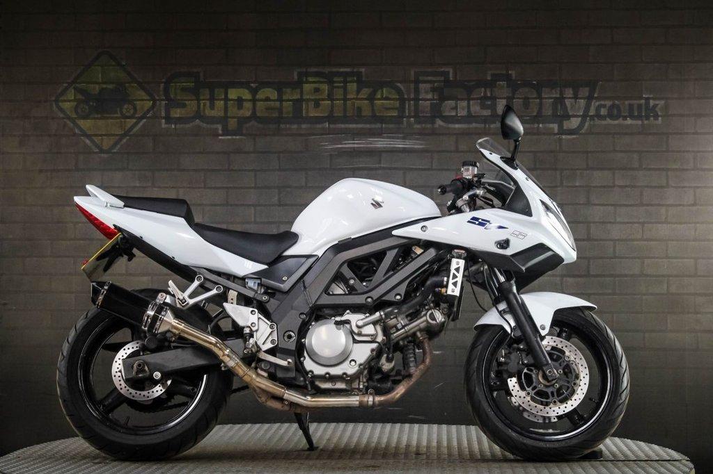 Suzuki SV650S - Very Good Condition / Big Spec!   in