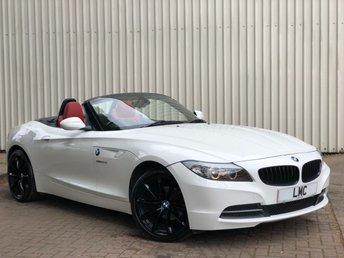 2011 BMW Z4 2.5 Z4 ROADSTER M SPT EDITION EXCLUSIVE 2DR 215 BHP £11991.00