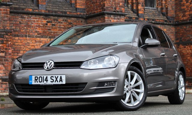 2014 14 VOLKSWAGEN GOLF 2.0 GT TDI BLUEMOTION TECHNOLOGY 5d 148 BHP [SATNAV]