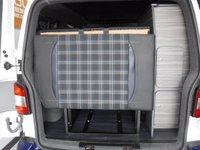 USED 2015 65 VOLKSWAGEN TRANSPORTER 2.0 T28 TDI P/V STARTLINE 1d 102 BHP STUNNING 4 BIRTH POP TOP VW CAMPER, CUSTOM INTERIOR AND UPHOLSTERY