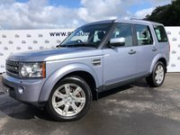 USED 2010 60 LAND ROVER DISCOVERY 4 3.0 TDV6 XS 245 BHP AUTOMATIC SAT NAV 7 SEATS