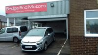 USED 2016 16 CITROEN C4 PICASSO 1.6 BLUEHDI VTR PLUS EAT6 5d AUTO 118 BHP ONLY 5523 MILES FROM NEW WITH FULL CITROEN SERVICE HISTORY £ZERO ROAD TAX ALLOYS, PARKING SENSORS, AUX/ USB SOCKET, CRUISE CONTROL, MEETS CURRENT LARGE CITY EMISSION STANDARDS