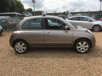 USED 2009 59 NISSAN MICRA 1.2 ACENTA 5d 80 BHP FULL SERVICE HISTORY - FINANCE AVAILABLE
