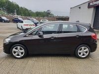 USED 2014 64 BMW 2 SERIES 2.0 218D LUXURY ACTIVE TOURER 5d 148 BHP