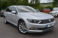 2015 VOLKSWAGEN PASSAT 1.6 SE BUSINESS TDI BLUEMOTION TECHNOLOGY 5d 119 BHP £8499.00