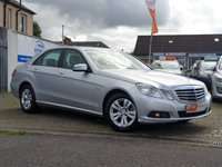 USED 2011 61 MERCEDES-BENZ E CLASS 2.1 E220 CDI BLUEEFFICIENCY SE EDITION 125 4d AUTO 170 BHP AS ALWAYS ALL CARS FROM EDINBURGH CAR STORE COME WITH 1 YEARS FULL MOT ,1 FULL RAC INSPECTION SERVICE AND 6 MONTH RAC WARRANTY INCLUDING  12 MONTHS RAC BREAKDOWN RECOVERY FREE OF CHARGE!      PLEASE CALL IF YOU DONT SEE WHAT YOUR LOOKING FOR AND WE WILL CHECK OUR OTHER BRANCHES.  WE HAVE  OVER 100 CARS IN DEALER STOCK