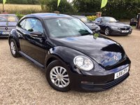 2016 VOLKSWAGEN BEETLE 1.2 TSI BLUEMOTION TECHNOLOGY 3d 104 BHP £9500.00