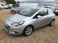 USED 2015 15 VAUXHALL CORSA 1.2 SPORTIVE CDTI S/S 1d 95 BHP ONLY 39000  MILES FULL DEALER SERVICE HISTORY AIR/CON, CRUISE CONTROL