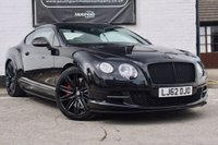 USED 2012 62 BENTLEY CONTINENTAL GT SPEED 6.0 2d AUTO 567 BHP