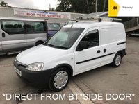 USED 2008 58 VAUXHALL COMBO 1.3 2000 CDTI *DIRECT FROM BT*SIDE DOOR*