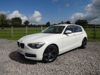 USED 2013 13 BMW 1 SERIES 2.0 116D SPORT 5d 114 BHP ONLY 2 OWNERS FROM NEW