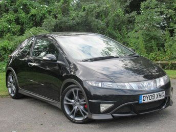2009 HONDA CIVIC 2.2 I-CTDI TYPE-S GT 3d £2600.00