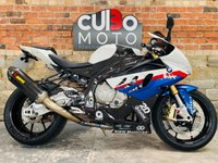 USED 2011 11 BMW S1000RR Sport Full Akrapovic Exhaust System
