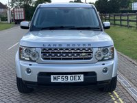 USED 2009 59 LAND ROVER DISCOVERY 3.0 4 TDV6 XS 5d AUTO 245 BHP