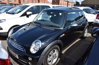 2005 MINI HATCH ONE 1.6 ONE 3d AUTO 89 BHP
