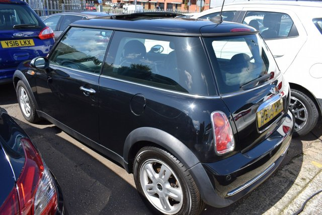 USED 2005 05 MINI HATCH ONE 1.6 ONE 3d AUTO 89 BHP