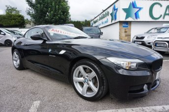 2011 BMW Z4 3.0 SDRIVE30I M SPORT HIGHLINE EDITION AUTO ( SAT NAV ) £12489.00