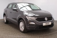 USED 2018 18 VOLKSWAGEN T-ROC 1.0 S TSI 5DR 1 OWNER 114 BHP BLUETOOTH + CLIMATE CONTROL + DAB RADIO + ELECTRIC WINDOWS + ELECTRIC MIRRORS +16 INCH ALLOY WHEELS