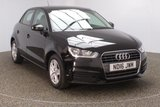 USED 2016 16 AUDI A1 1.0 SPORTBACK TFSI SE 5DR 1 OWNER 93 BHP FULL SERVICE HISTORY + BLUETOOTH + MULTI FUNCTION WHEEL + AIR CONDITIONING + DAB RADIO + ELECTRIC WINDOWS + ELECTRIC MIRRORS + 15 INCH ALLOY WHEELS