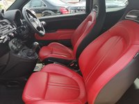 USED 2010 60 ABARTH 500 1.4 ABARTH 3d 135 BHP LEATHER + ALLOYS+RCL+B/T