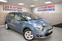 USED 2016 16 CITROEN C4 GRAND PICASSO 1.6 BLUEHDI SELECTION 5d 118 BHP Full Citroen Service history, 1 Owner, DAB, Bluetooth